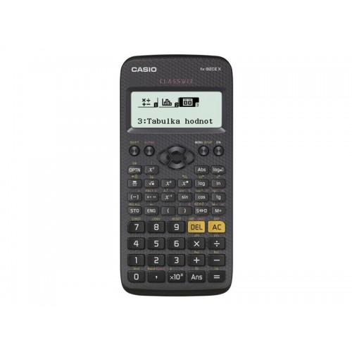 Kalkulačka školská FX 82 CE X CASIO
