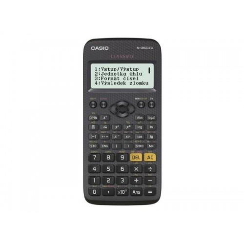 Kalkulačka školská FX 350 CE X CASIO
