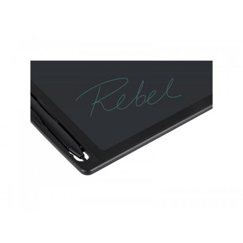 Zápisník digitálny REBEL ZAB2000 8,5'' monochromatický