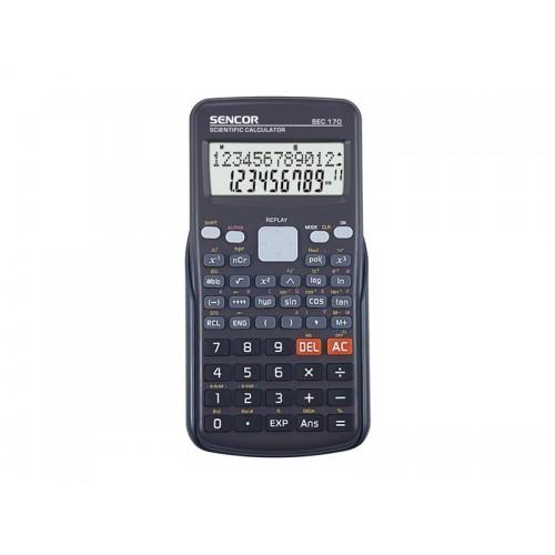 Kalkulačka školská SENCOR SEC 170