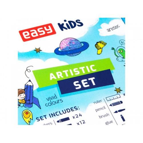 Kreatívna výtvarná sada EASY I 86ks
