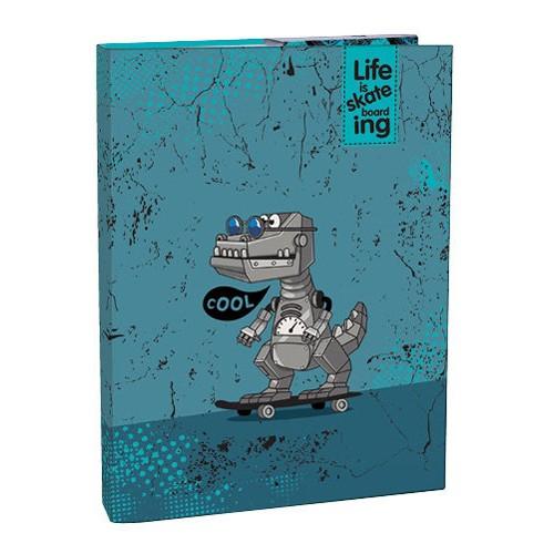 Box na zošity A4 Cool Robot STIL
