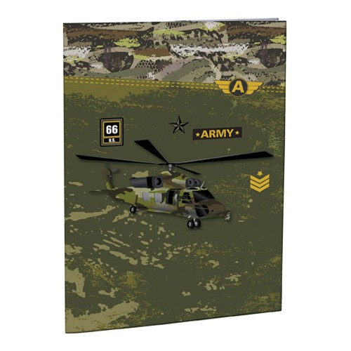 Dosky na abecedu Army STIL