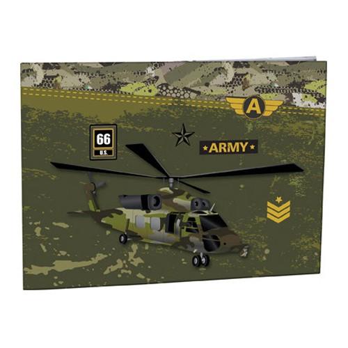 Dosky na číslice Army STIL