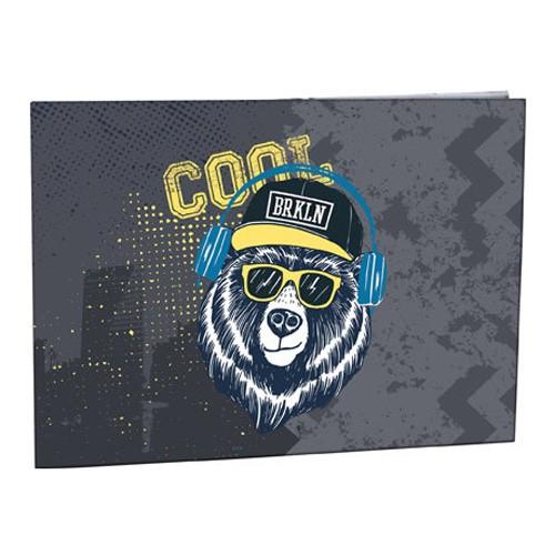 Dosky na číslice Cool bear STIL