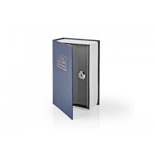 Trezor v tvare knihy NEDIS BOOKSEDS01BU