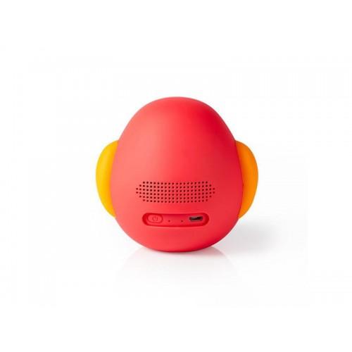 Reproduktor Bluetooth NEDIS SPBT4100RD PAPAGÁJ PERRY
