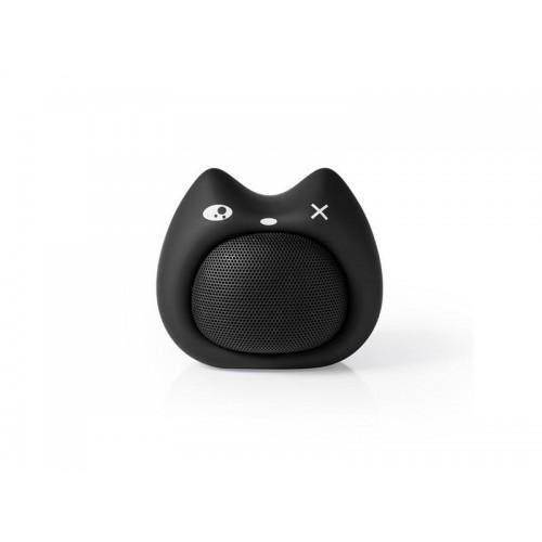 Reproduktor Bluetooth NEDIS SPBT4110BK MAČIČKA KELLY
