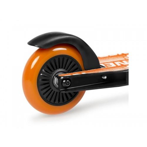 Kolobežka freestyle HASBRO STRIKE čierno-oranžová