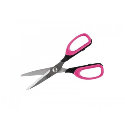 Nožnice viacúčelové EASY 15cm ružové