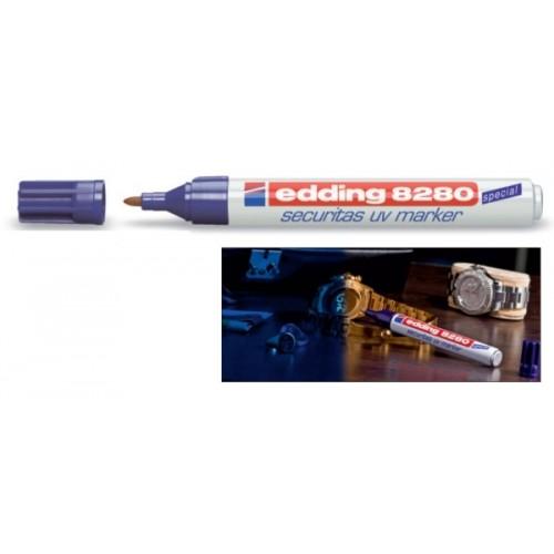 Fix popisovač UV Edding 8280 (ultrafialový značkovač)