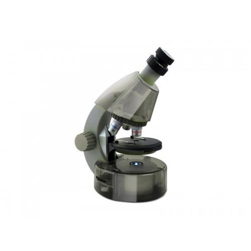 Mikroskop LEVENHUK LabZZ M101 čierny