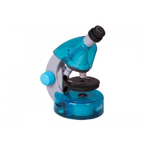 Mikroskop LEVENHUK LabZZ M101 modrý