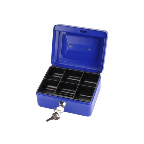 Pokladnička 200x16x90mm, 2 kľúče EXTOL CRAFT