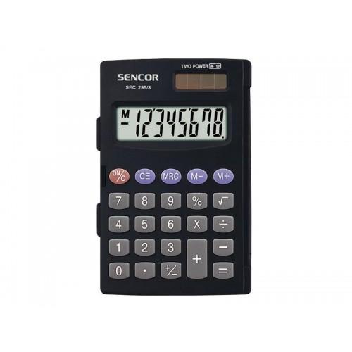Kalkulačka vrecková SENCOR SEC 295/8 DUAL