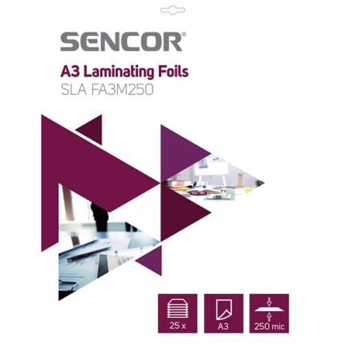 Laminovacia fólia SLA FA3M250 A3 250mic 25ks