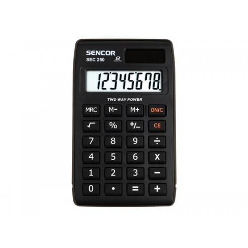 Kalkulačka školská SENCOR SEC 250