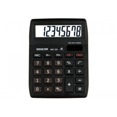 Kalkulačka školská SENCOR SEC 355