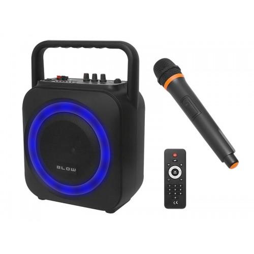Reproduktor prenosný BLOW BT800 + mikrofón
