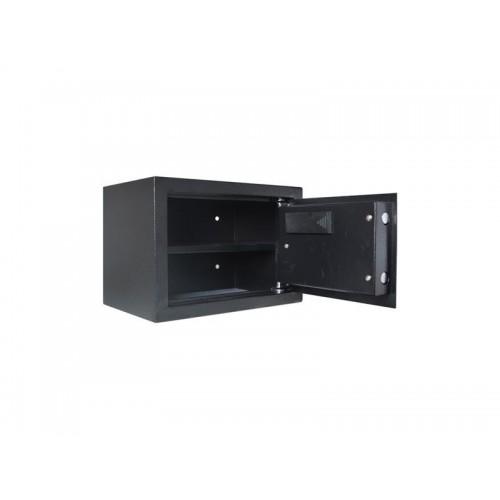 Trezor digitálny Geti E25LD s diplejom (350x250x250mm)
