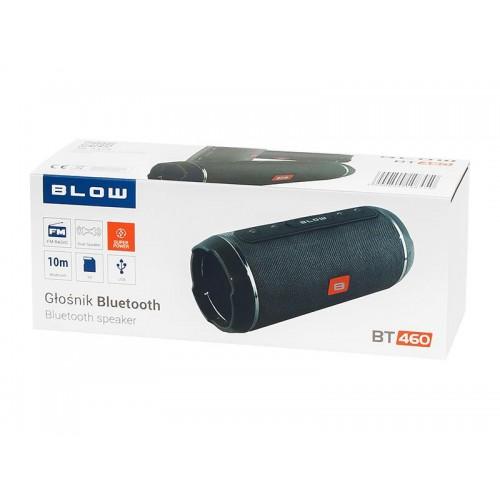 Reproduktor prenosný BLUETOOTH BLOW BT460 čierny